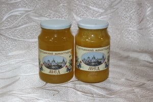 Монастырский мед