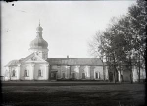 Воскресенська церква. Фото 1920-х р.