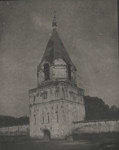 Миколаївська церква з дзвіницею, поч.ХХст.
